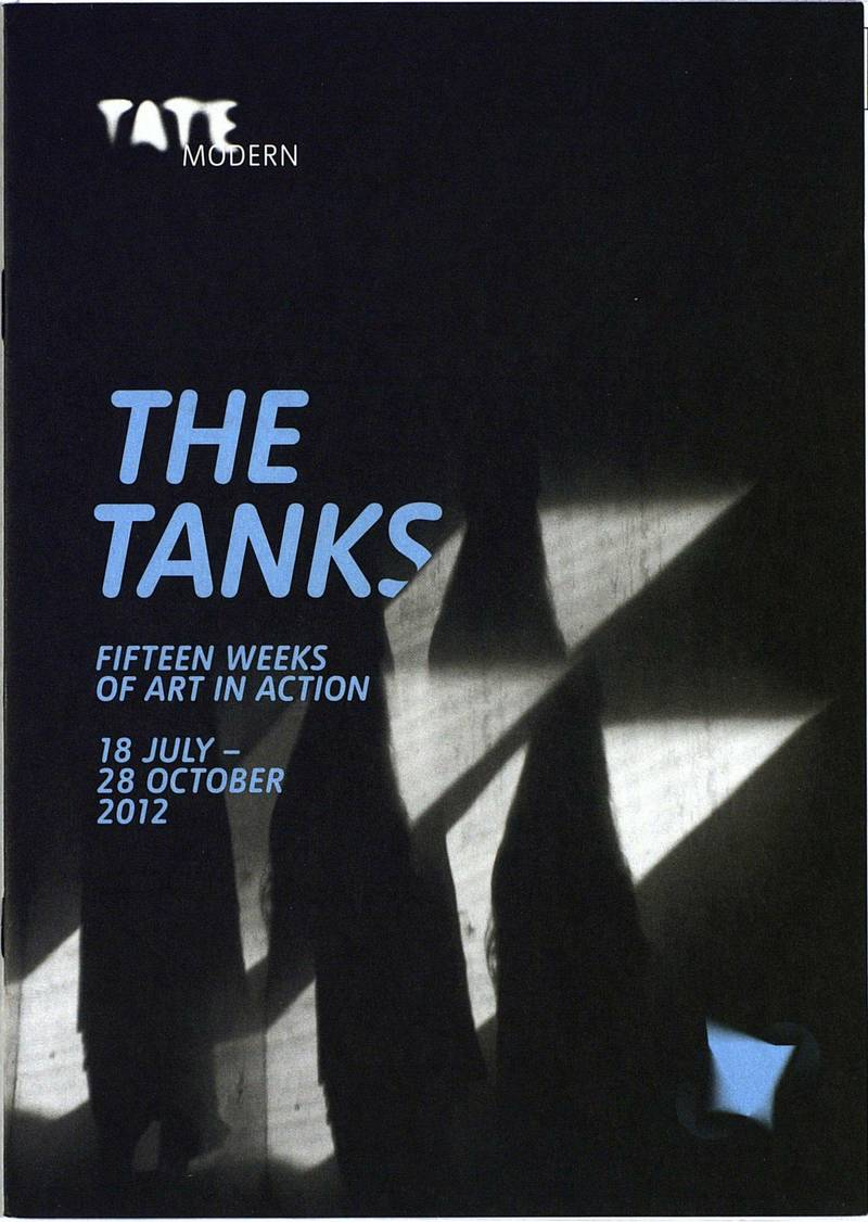 The Tanks: Art in Action