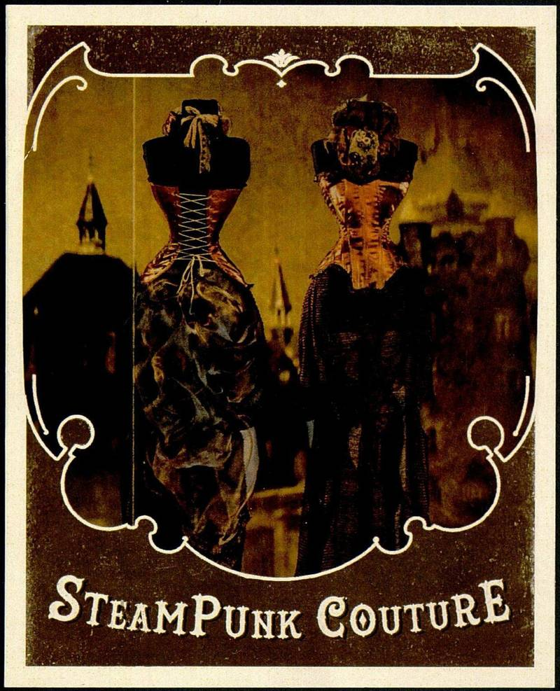StreamPunk Couture