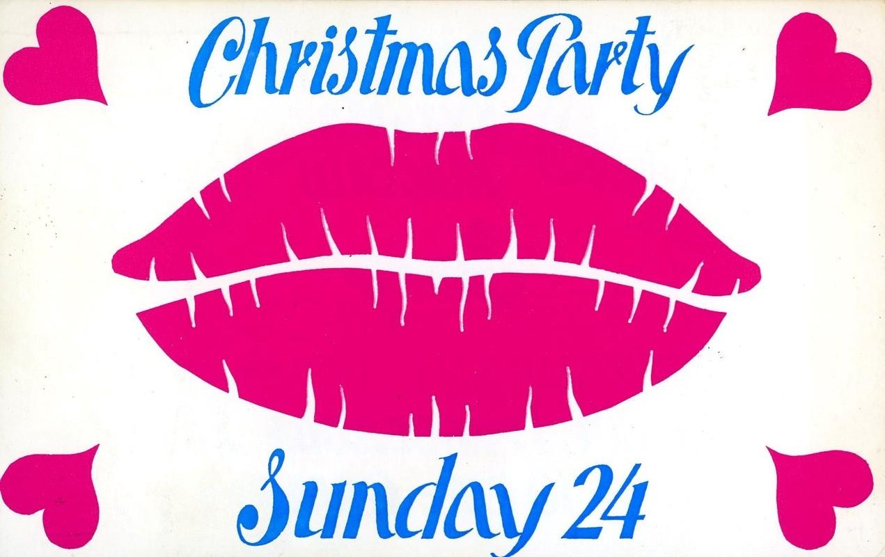 "Вечеринка ""Cristmas Party"""