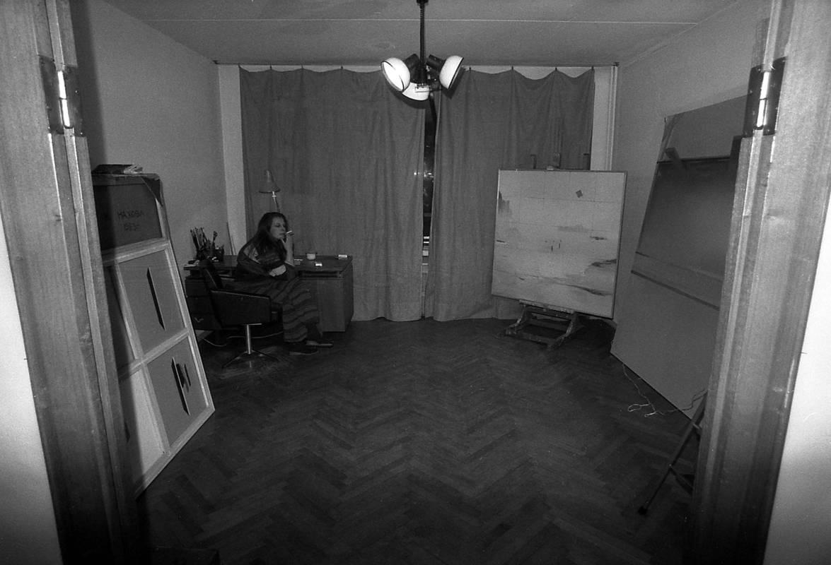 Квартира Ирины Наховой. Москва