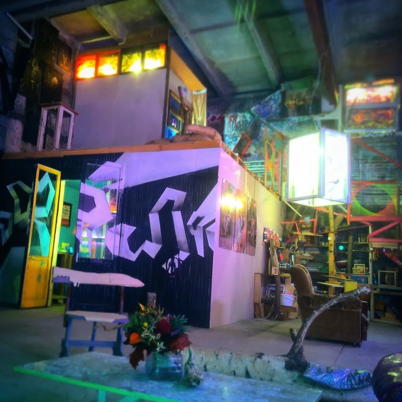 Открытие галереи «Кубива»