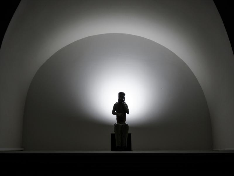 Студия КАМА. Христос в темнице