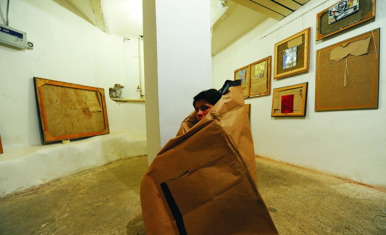 Выставка № 14. Коллаж
