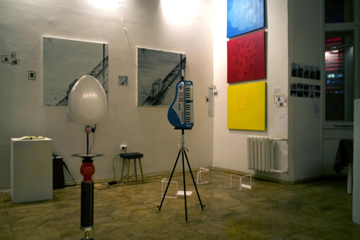 Экспериментальная выставка студентов ИПСИ (2011-2012)