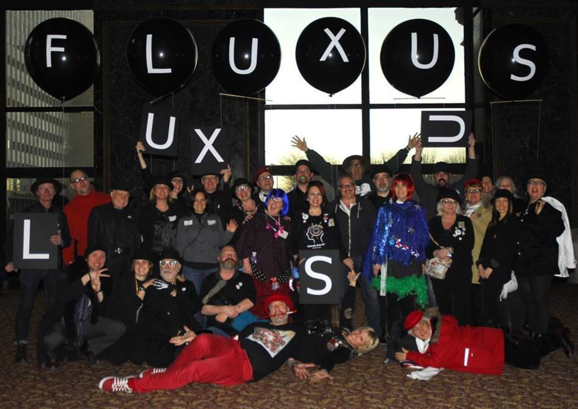 FLUXRUSFEST CHICAGO 2013