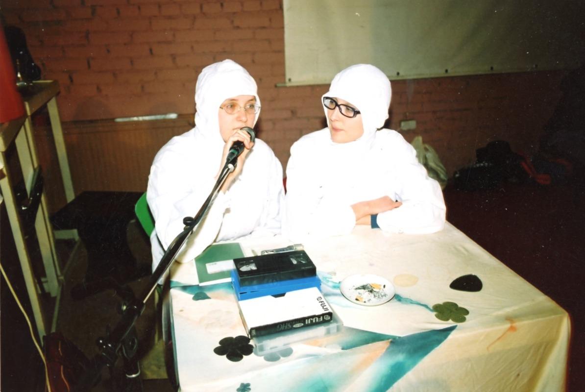 Рассказ о проекте «Белые» в Кибер-Фемин-Клубе