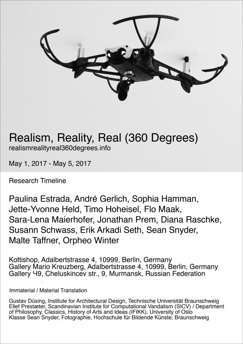 Реал, реализм, реальность (360 градусов)