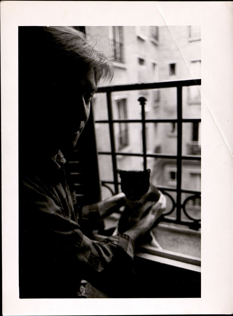 Никита Алексеев. Париж