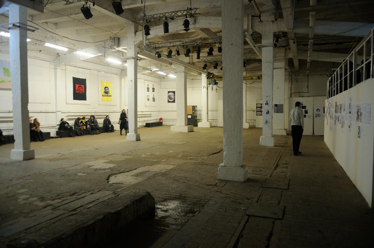 Открытие выставки-концерта «Свобода выбора»