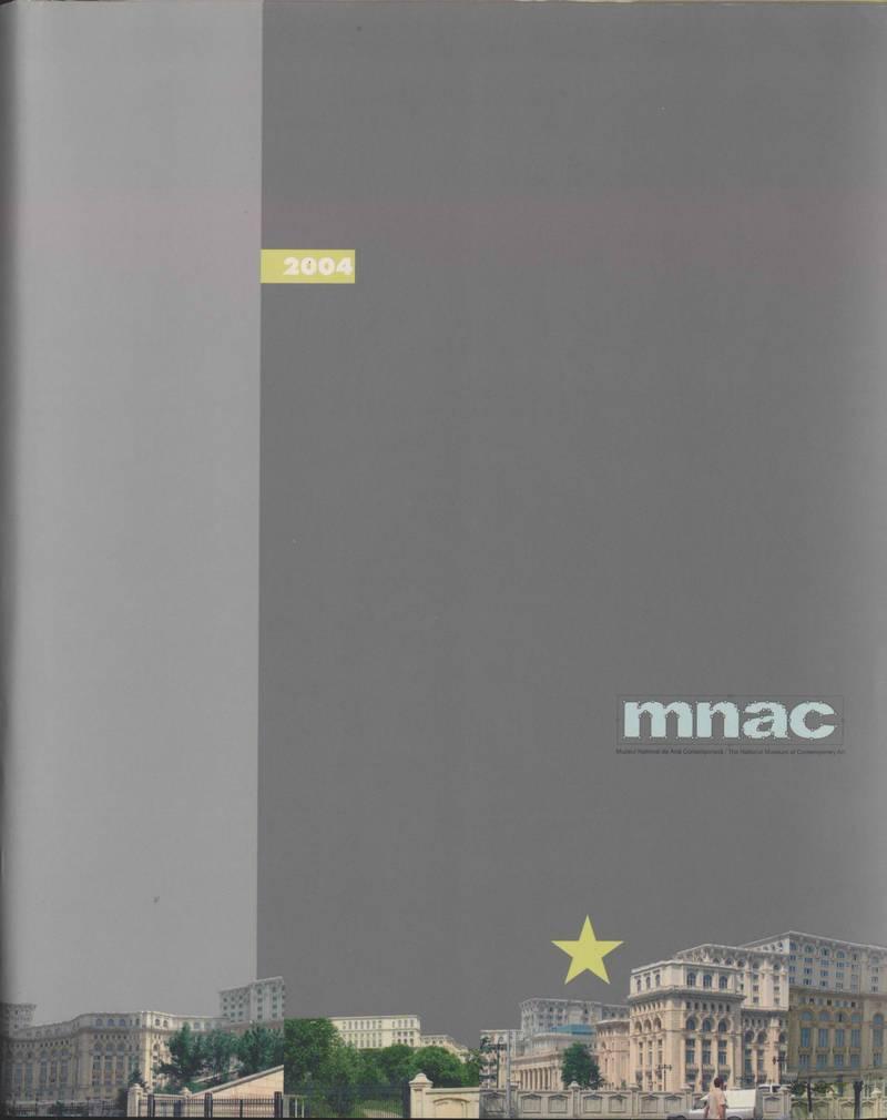 MNAC. Muzeul National de Arta Contemporana. The National Museum of Contemporary Art