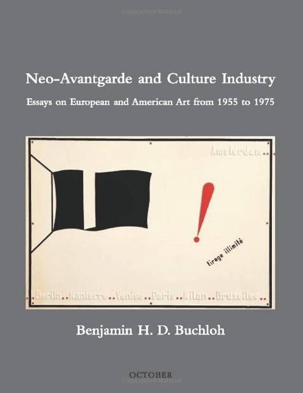 Neo-Avantgarde and Cultural Industry