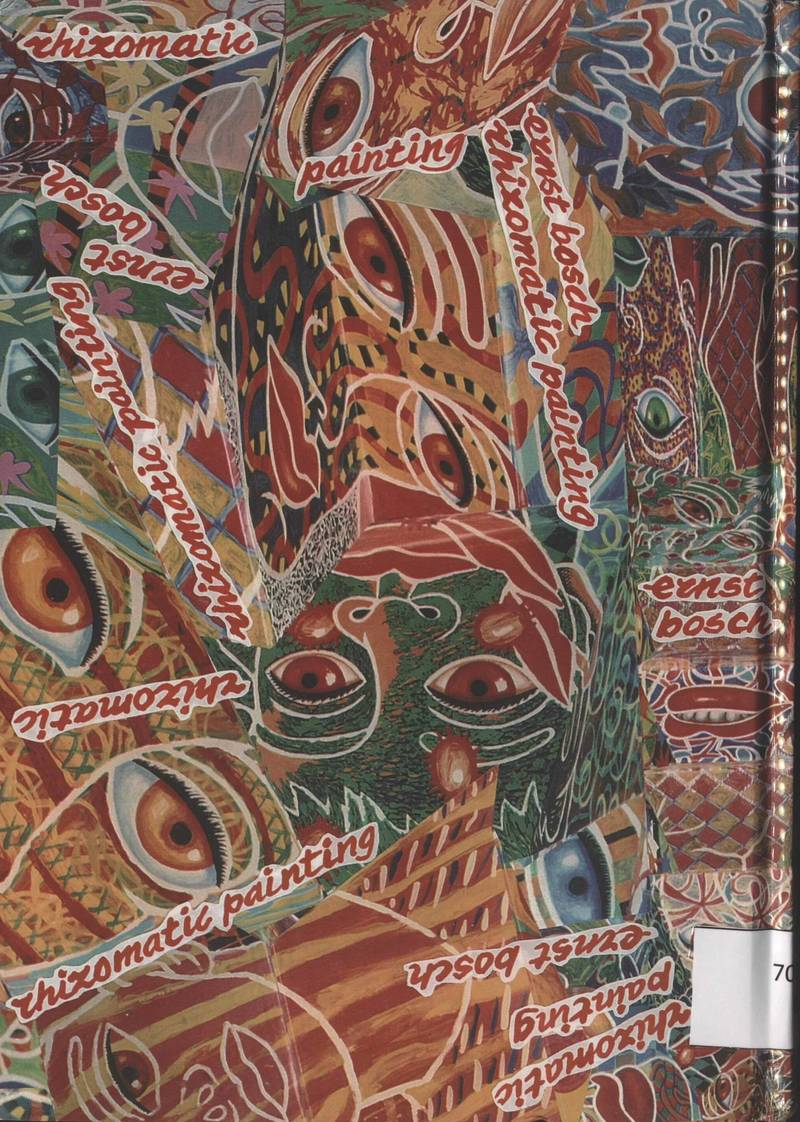 Rhizomatic Painting