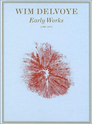 Wim Delvoye: early works (1968–1971)