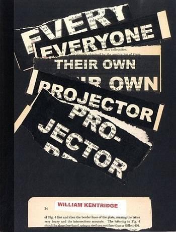 William Kentridge: Everyone their own projector