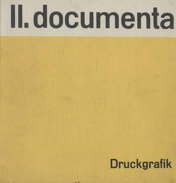 II. documenta. Druckgrafik