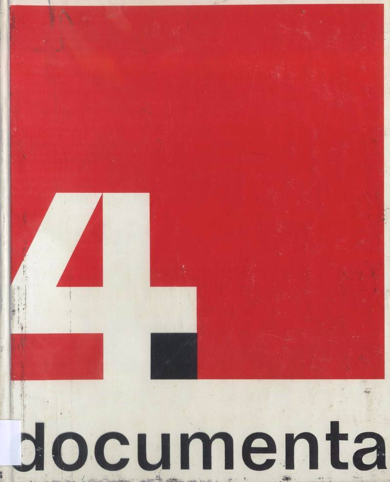 4. documenta. Katalog 1