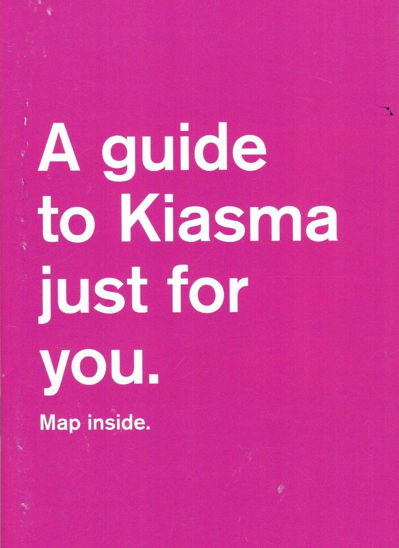 A Guide to Kiasma Just for You