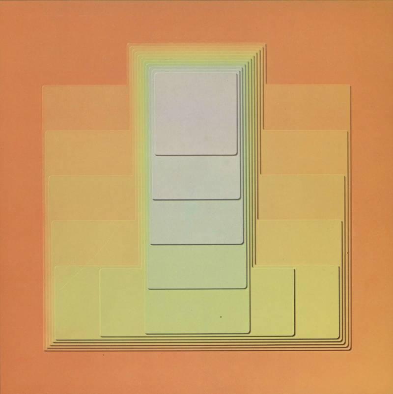 Karl Gerstner: Color Sounds (from Light to Dark)