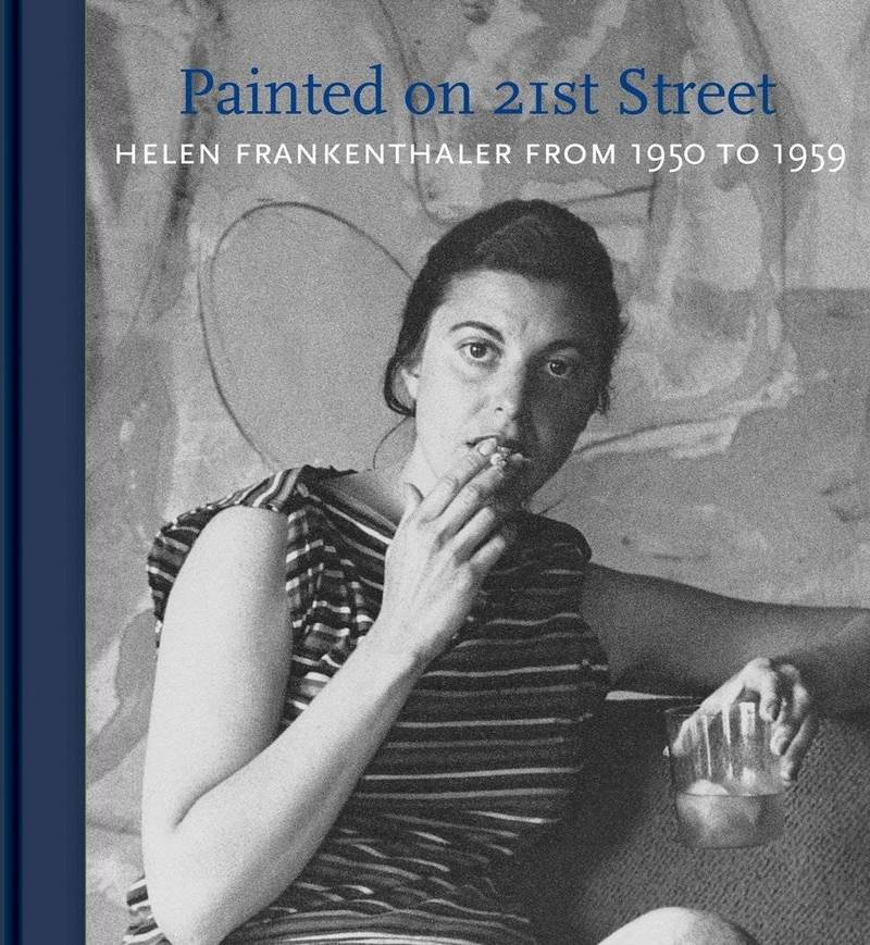 Painted on 21st Street: Helen Frankenthaler from 1950 to 1959