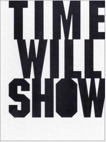 Time Will Show: Junge Kunst aus Lettland