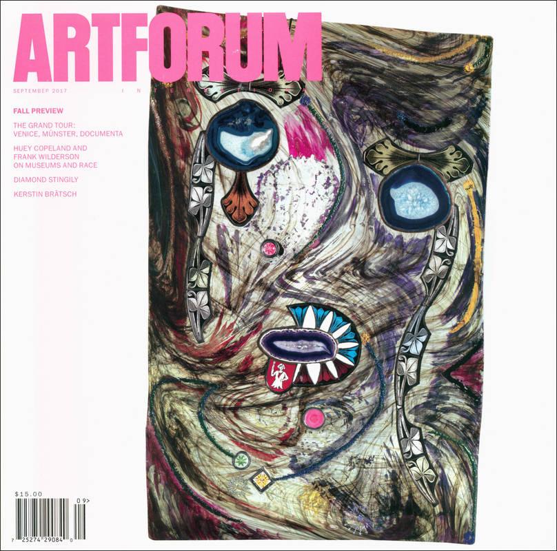 Artforum International. — 2017. V. 56 no. 1