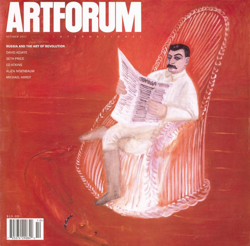 Artforum International. — 2017. V. 56 no.2