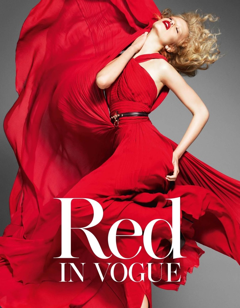 Red in Vogue
