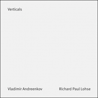 Verticals: Vladimir Andreenkov and Paul Lohse