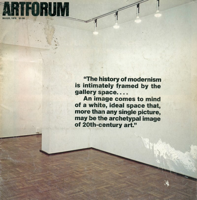 Artforum International. — 1976. V. XIV no. 7