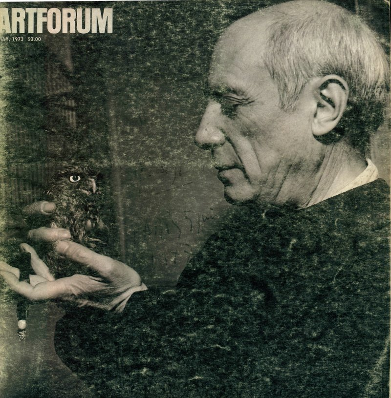 Artforum International. — 1973. V. XI no.9