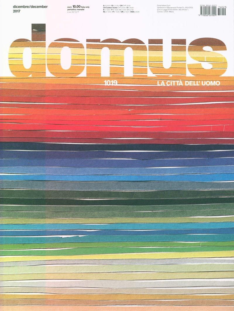 Domus. — 2017. no. 1019