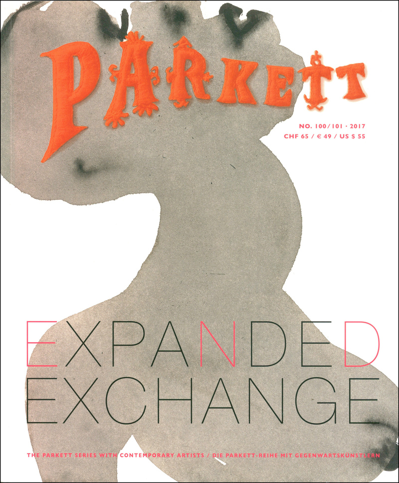 Parkett. — 2017. no.100-101