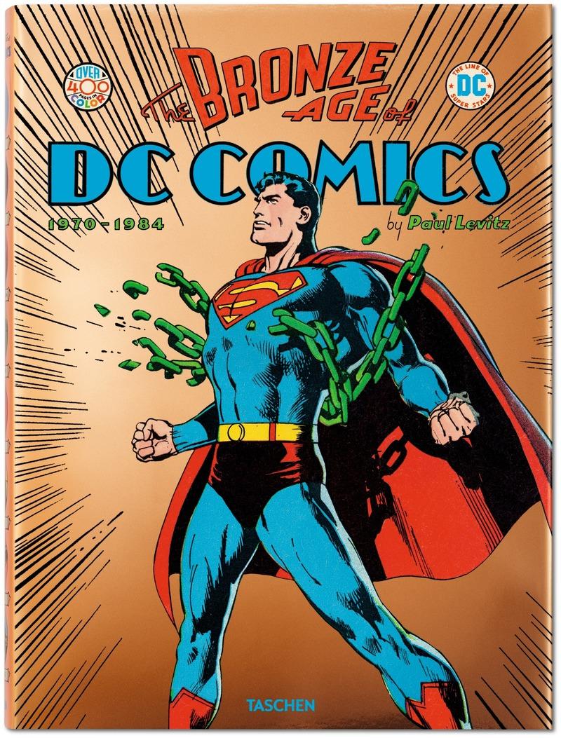 The Bronze Age of DC Comics: 1970-1984