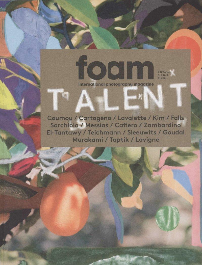 Foam. — 2012. no.32