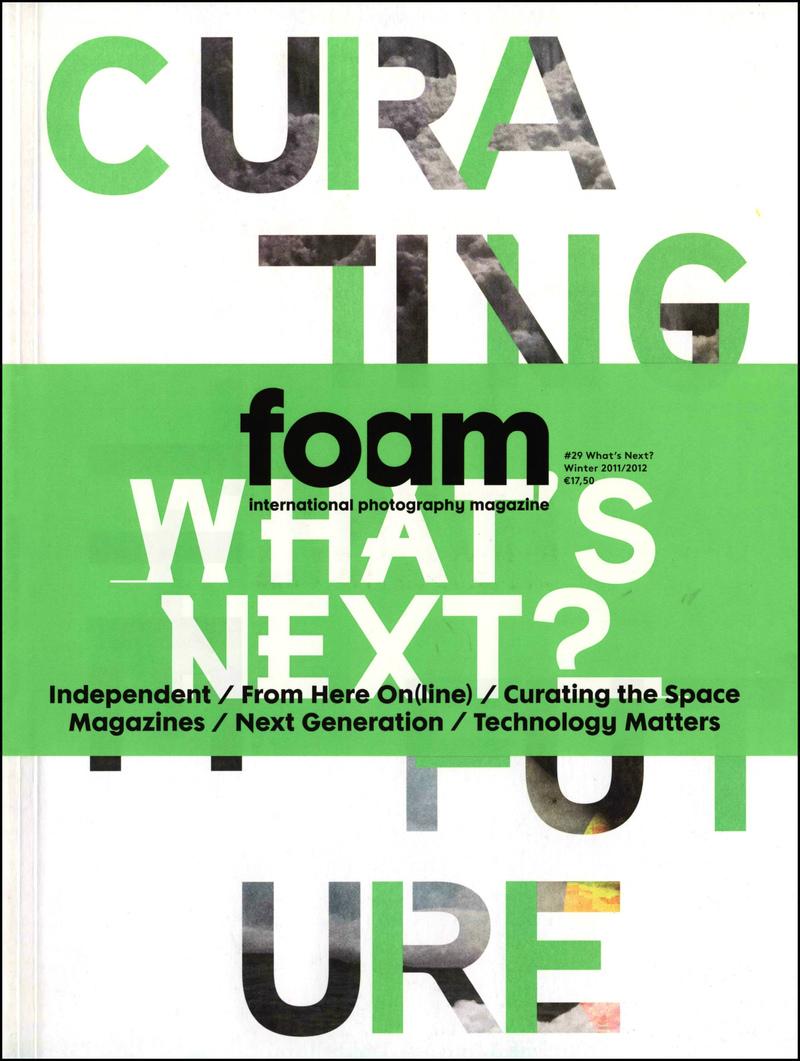 Foam. — 2012. no.29