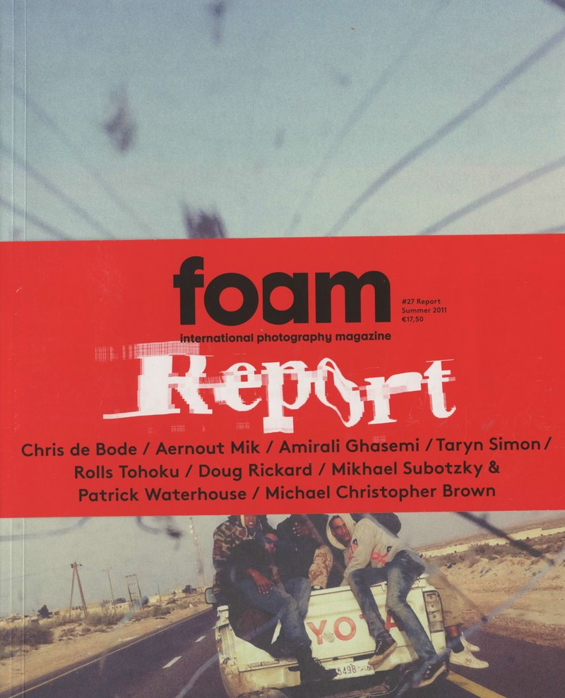 Foam. — 2011. no.27