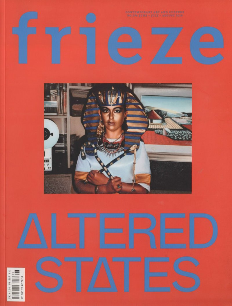 frieze. — 2018. no. 196