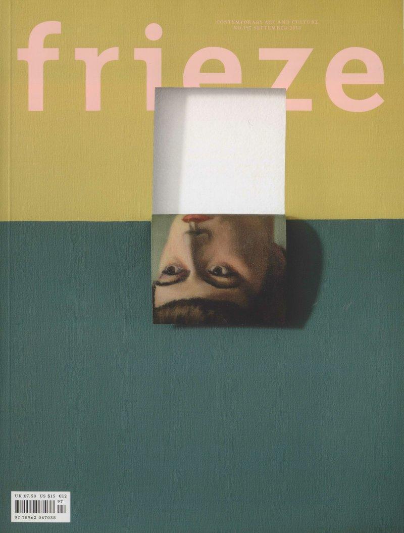 frieze. — 2018. no. 197