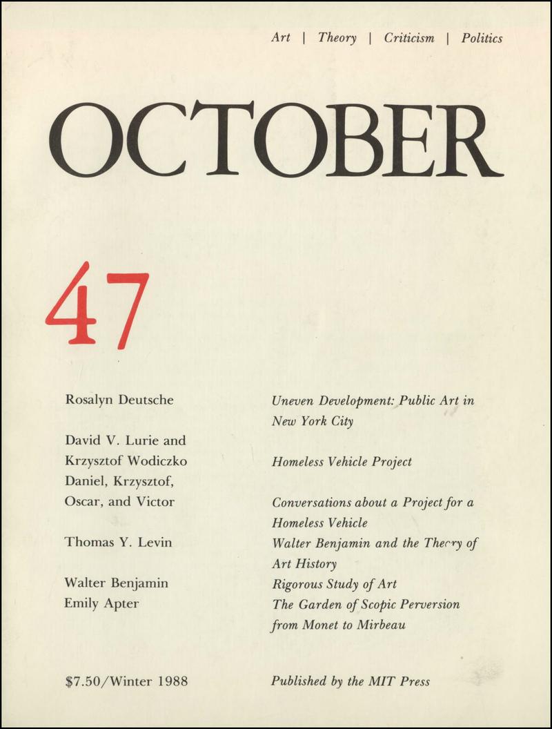 October. — 1988. no.47