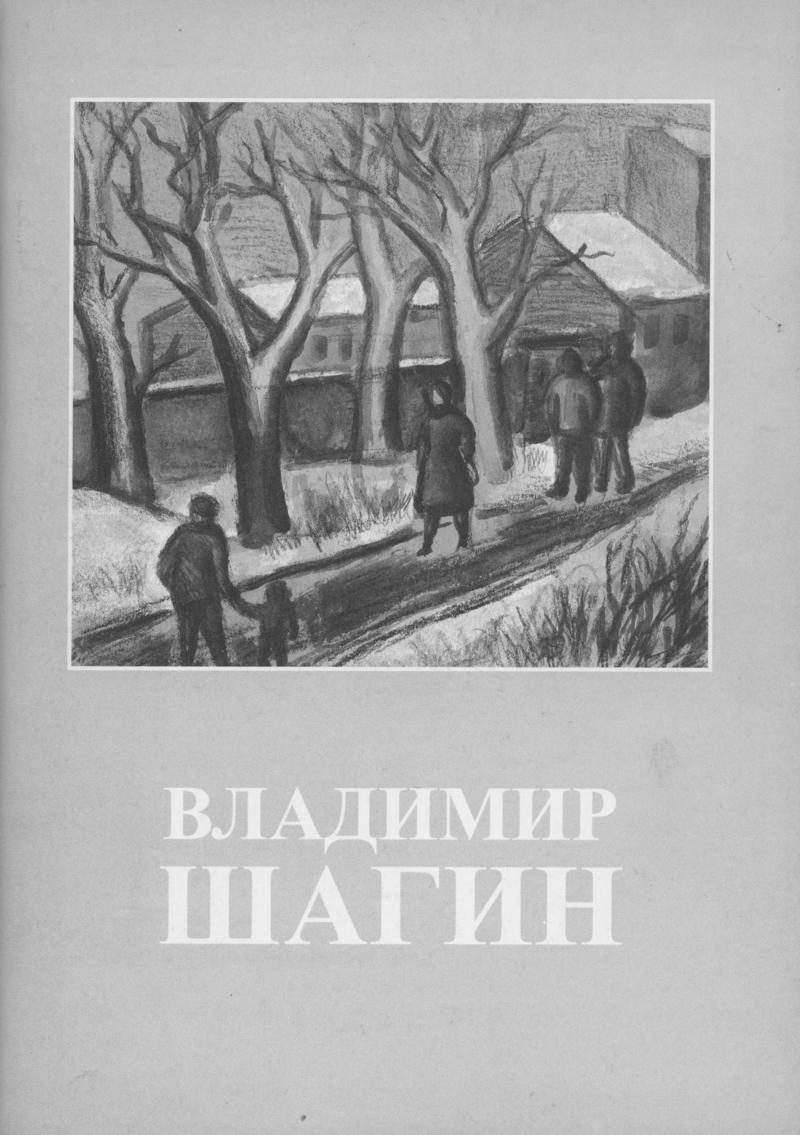 Владимир Шагин