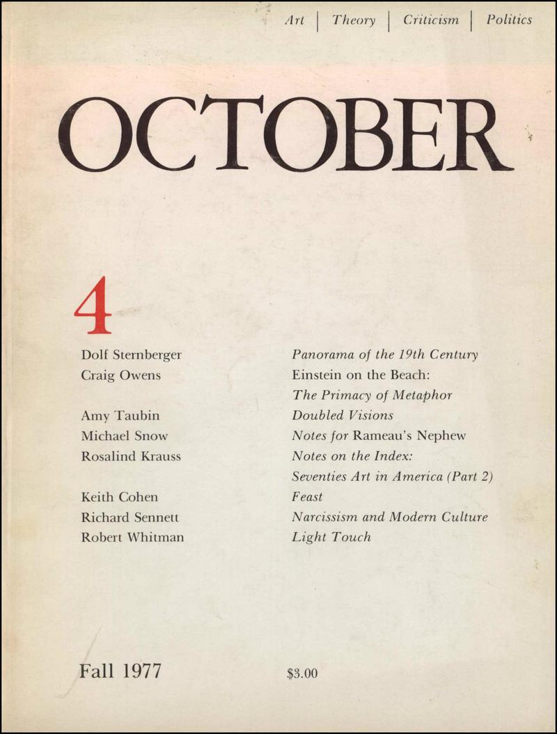 October. — 1977. no.4