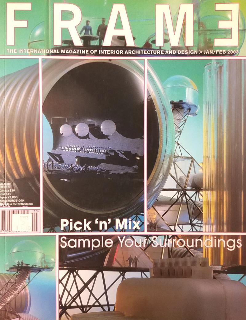 Frame. — 2003. no.30