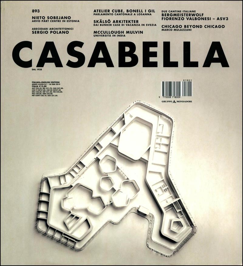Casabella. — 2019. no. 893