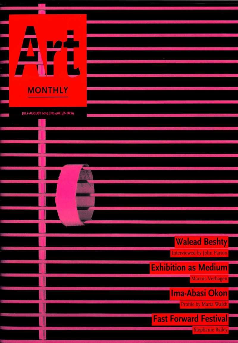 Art Monthly. — 2019. no.428