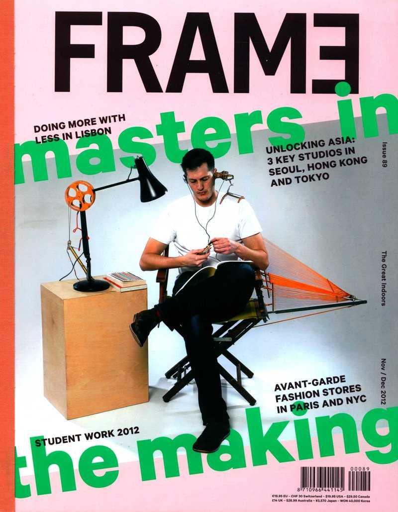 Frame. — 2012. no.89