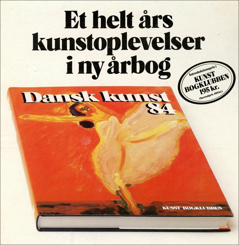 Dansk Kunst' 84