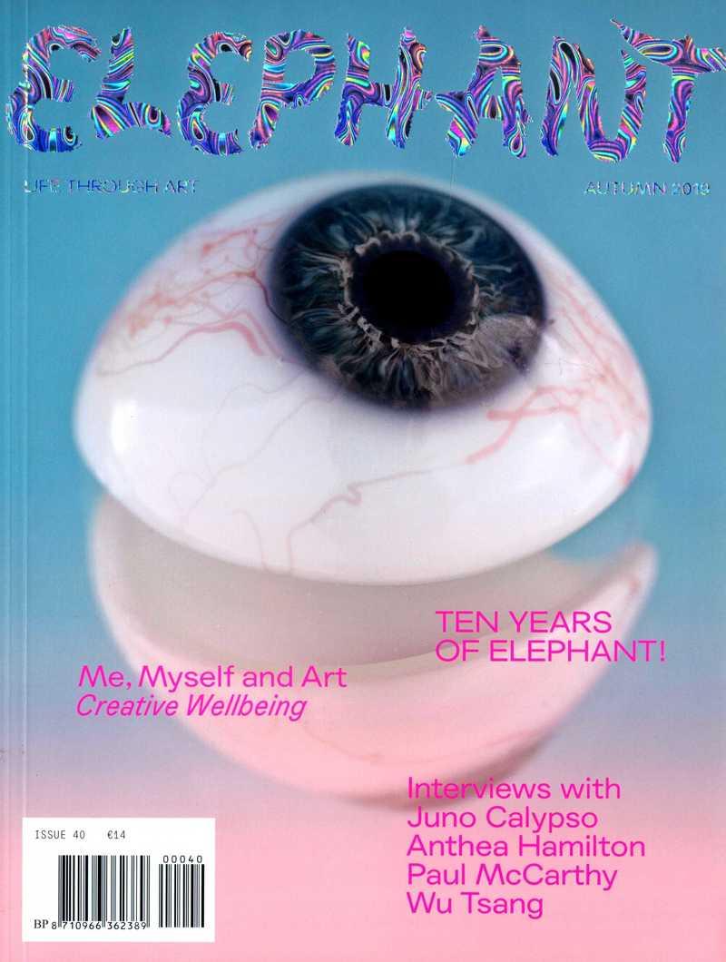 Elephant. — 2019. no.40