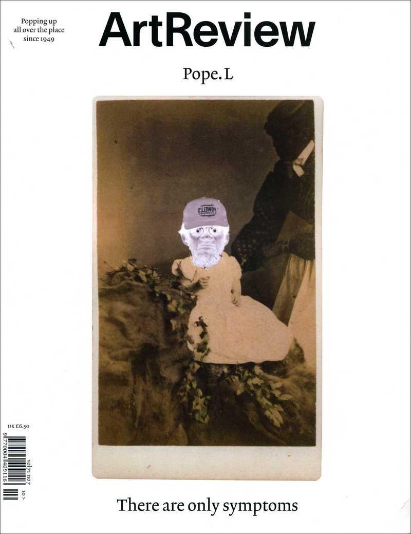 ArtReview. — 2019. V. 71 no.7