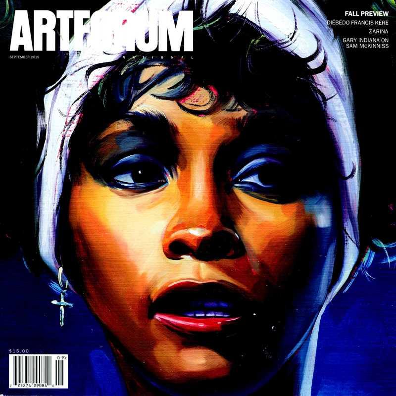 Artforum International. — 2019. V. 58 no.1
