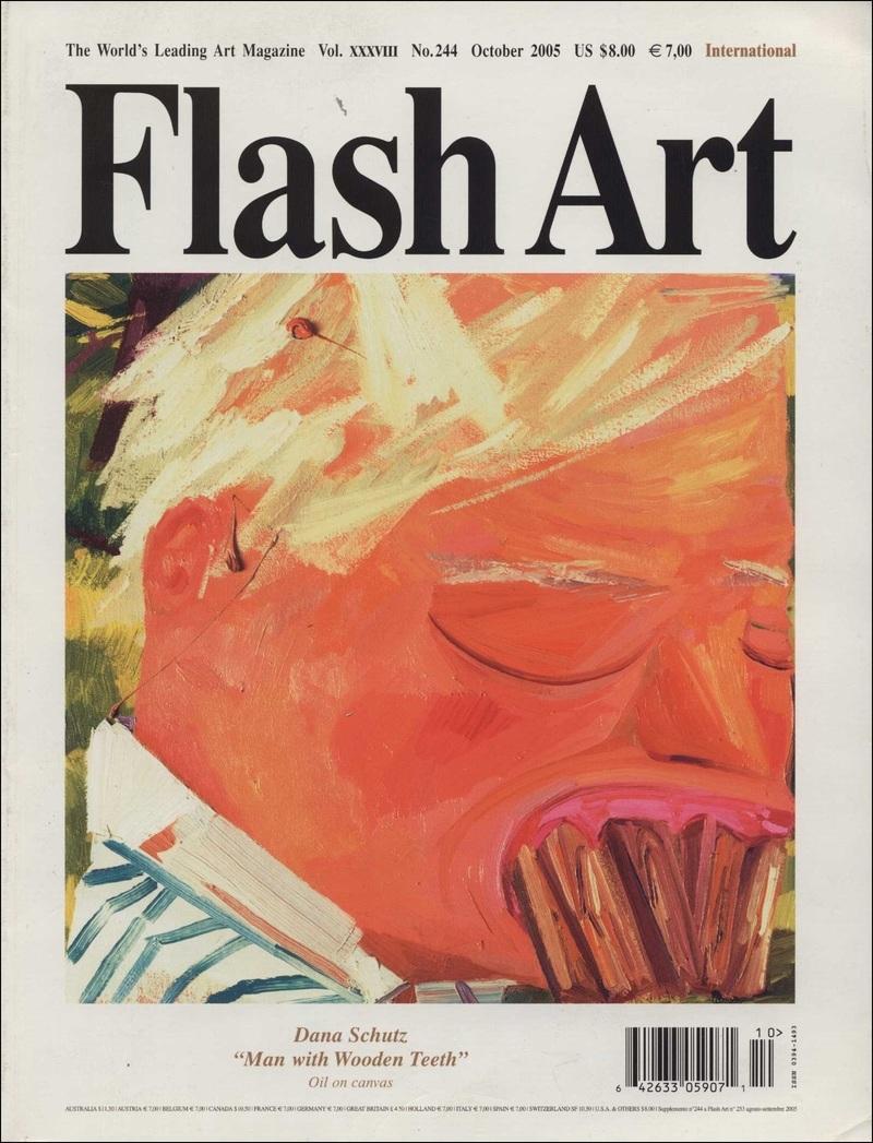 Flash Art.—2005. V. XXXVIII no.244